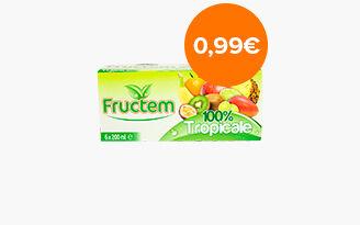 Succhi di Frutta Fructem 200x6 1200ml