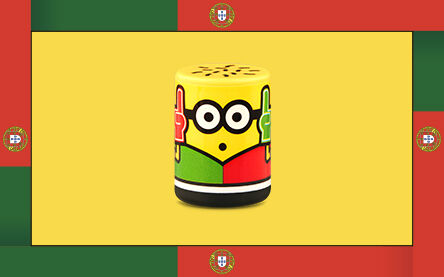Portogallo tifoso