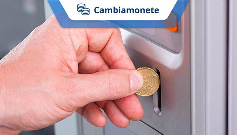 Trasforma le tue monete in voucher per la spesa