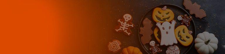Halloween 2021: zucche, costumi e dolci