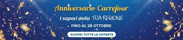 Anniversario Carrefour