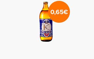 Birra Bottiglia Kiefer 660ml