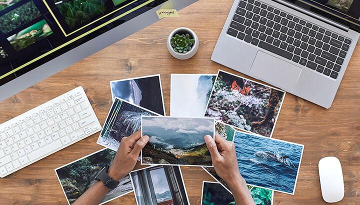 Crea stampe e gadget personalizzati con le tue foto