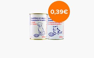 Bocconcini Cane/Gatto 405g