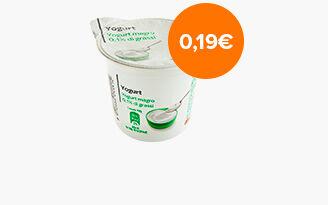 Yogurt Bianco Magro 150g