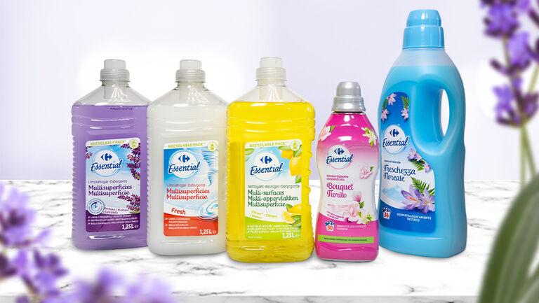 Prodotti essenziali per la pulizia della tua casa, al miglior prezzo