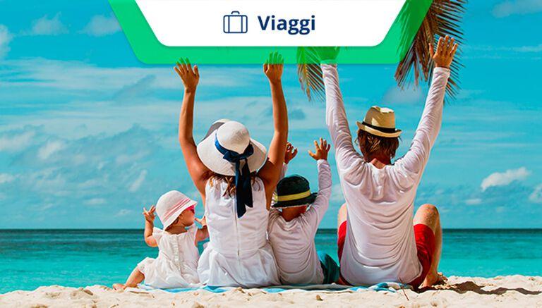 Prenota le tue vacanze a prezzi imperdibili