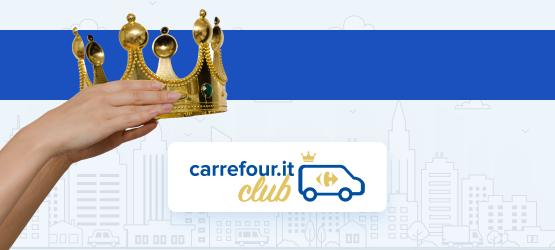 Come utilizzare l'abbonamento Carrefour Club
