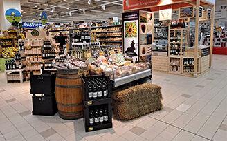 Carrefour Italia porta l'eccellenza dei prodotti del Piemonte nella grande distribuzione