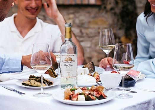 Pinot Grigio Santa Margherita: il vino bianco che conquista il mondo
