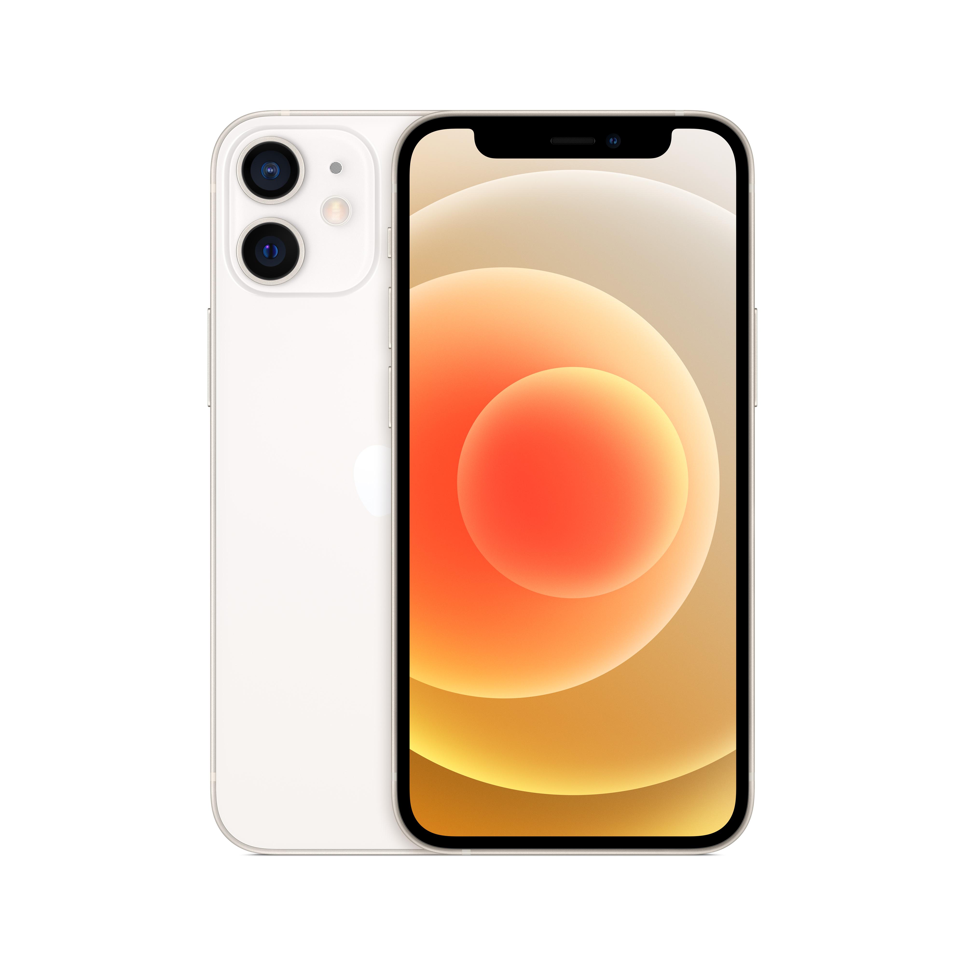 Ios Cartina Geografica.Tim Apple Iphone 12 Mini 13 7 Cm 5 4 Doppia Sim Ios 14 5g 128 Gb Bianco Carrefour