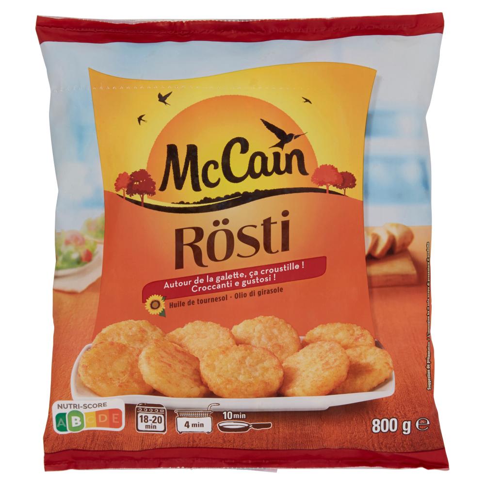 Mccain Rösti