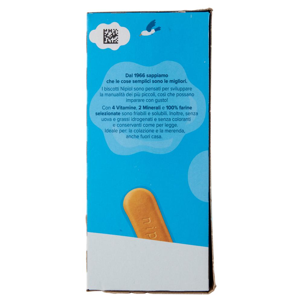 2 Minerali 4 Vitamine Nipiol Biscottini 6 Cereali 800g