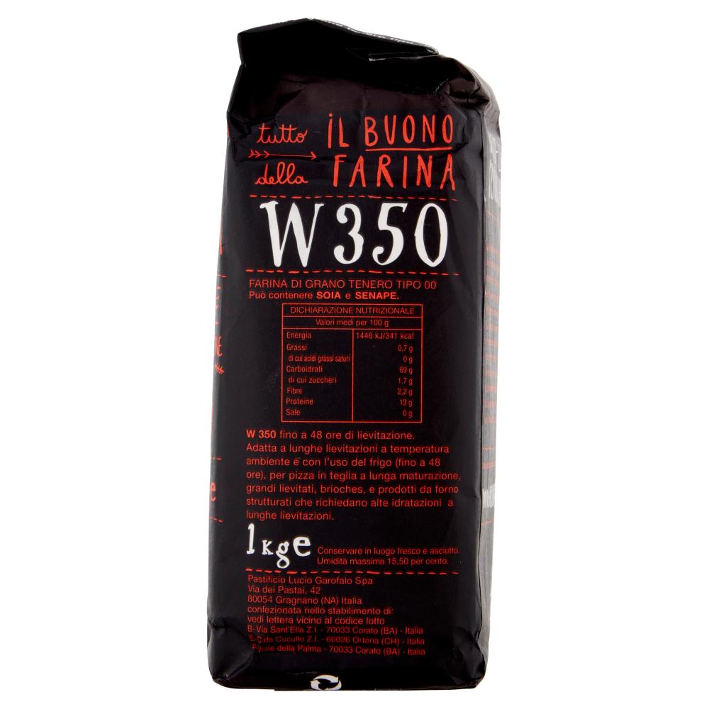 Farina Garofalo W350 Ricetta Pizza.Garofalo Farina W350 1 Kg Carrefour