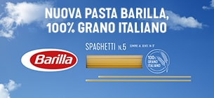 Pasta all'uovo Barilla