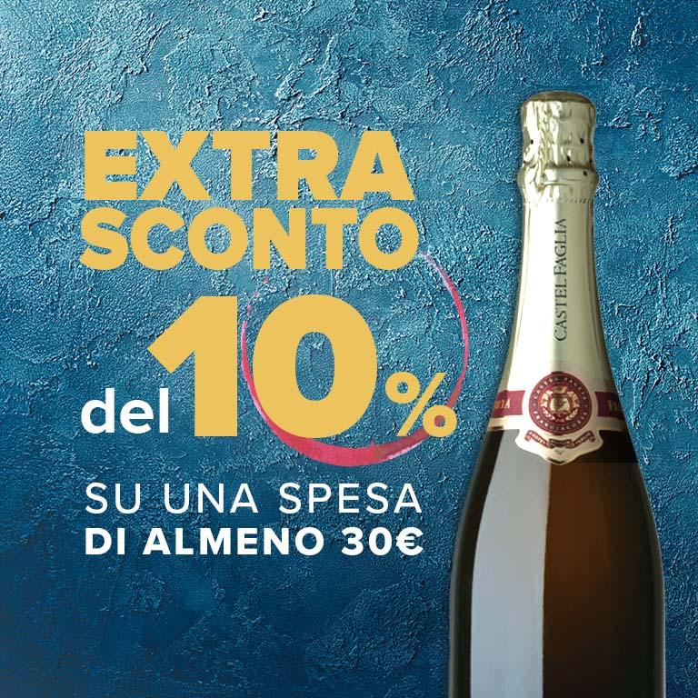 Selezione vini sconto 10%