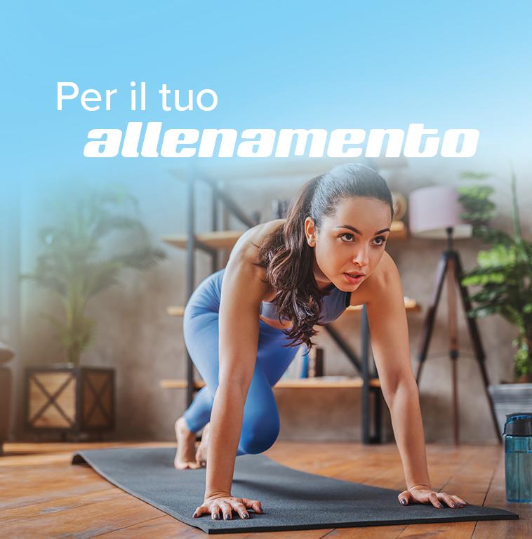 Per il tuo allenamento