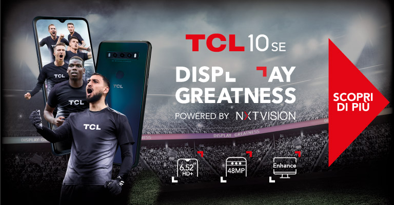 Nuovo TCL 10SE