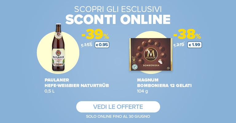 Sconti Online
