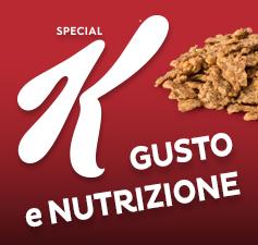 Special K - Gusto e nutrizione