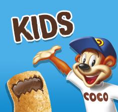 Kids - Cereali per Bambini