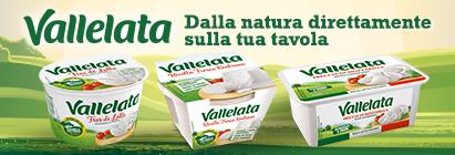 Prodotti Galbani e Vallelata - Vallelata