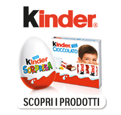 Kinder - Scopri i prodotti