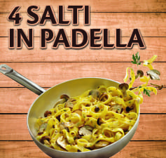 Findus - 4 salti in padella