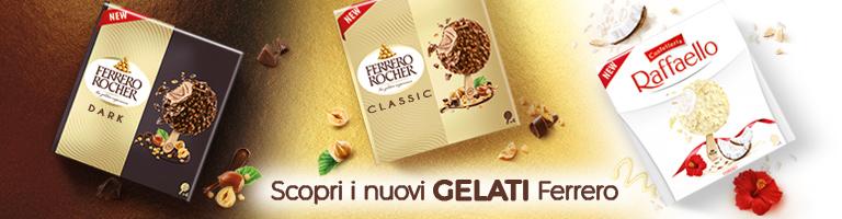 Ferrero gelati