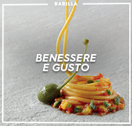 Barilla - Benessere e gusto