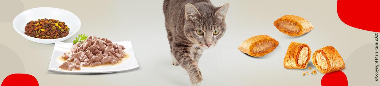 Mars Petfood - Prodotti per gatti