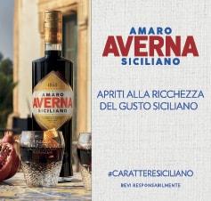 Amaro Averna siciliano - Apriti alla ricchezza del gusto siciliano