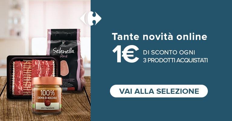 Prodotti consigliati 1€