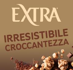 Extra - Irresistibile croccantezza