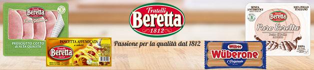 Prodotti Beretta
