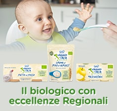 Il biologico con eccellenze Regionali