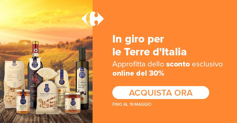 Prodotti consigliati Terre d'Italia