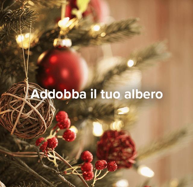 Immagini Alberi Di Natale.Alberi Di Natale E Decorazioni Natalizie Ordina Online Carrefour
